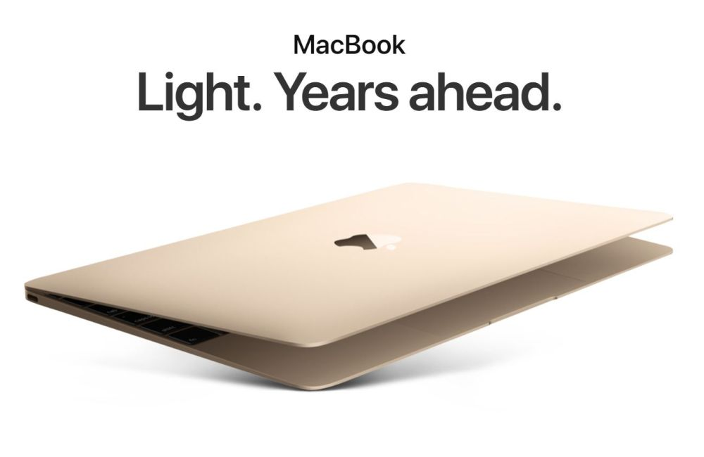 apple macbook 1