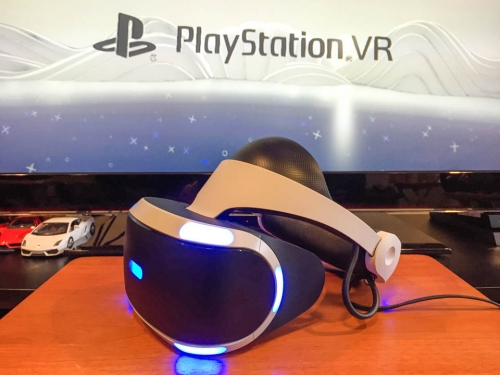 Sony's PlayStation VR reviewed