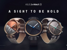 Asus moves to round watch design with Zenwatch 3
