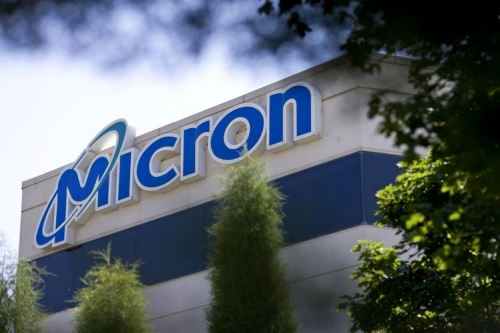 Micron building a back-end DRAM site in Taiwan