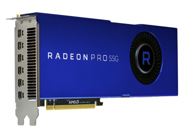 AMD Radeon Pro SSG won't launch until Q4