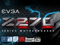 EVGA unveils its new Intel Z270 motherboards at CES 2017