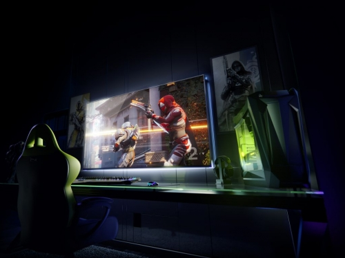 Nvidia announces Big Format Gaming Display (BFGD)