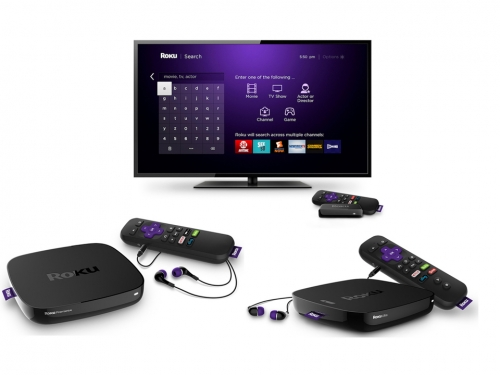 Roku announces five streaming players, replaces device lineup