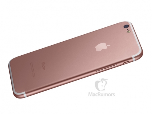 Apple iPhone 7 (2016) first design details leaked