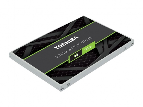 Toshiba goes affordable with new TR200 SSD series
