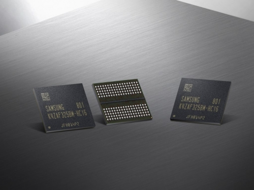 Samsung starts mass production of 16Gb GDDR6 chips