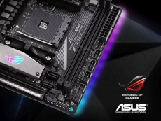 Asus unveils two new mini-ITX Ryzen motherboards