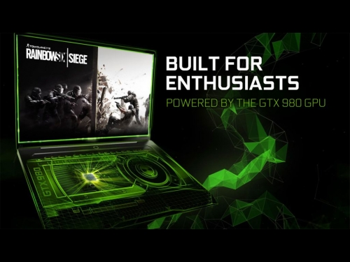 Nvidia releases GTX 980 for notebooks graphics card