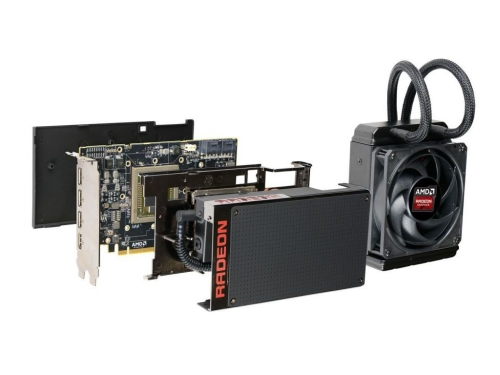 Revised Radeon R9 Fury X pump-block spotted
