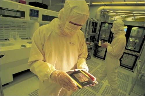 Global semiconductor sales go up