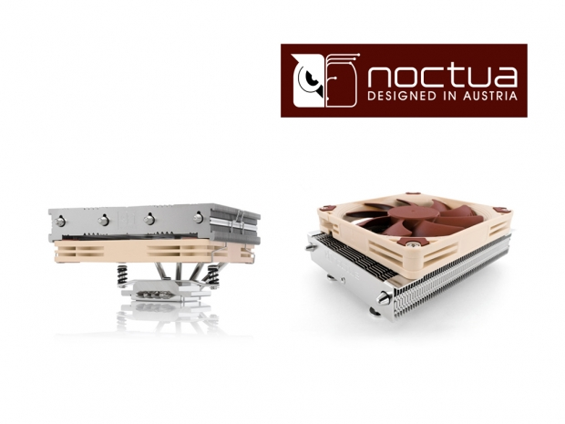 Noctua goes low-profile with new AM4 coolers