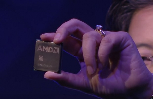 AMD shows off die shots of Ryzen cores