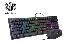 Cooler Master shows off CM120 mouse and keyboard combo