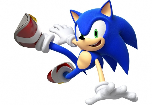 Sonic the Hedgehog is back