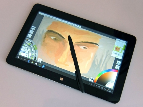 Preview: Cube i7 Stylus hybrid tablet
