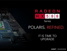AMD officially launches Polaris Evolved RX 500 series