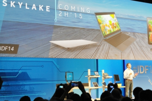 Skylake Notebook coming in Q4 2015