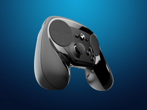 Valve Steam Controller now official