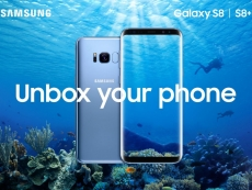 Samsung says its Galaxy S8 and S8+ flagships are go. Go