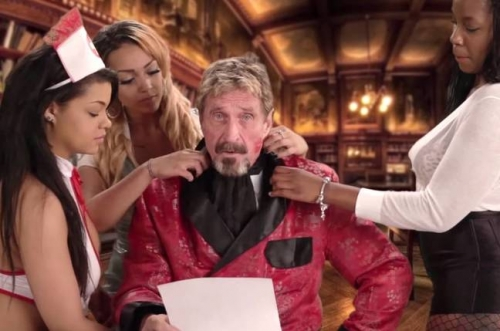 McAfee calls a holy war on Bible Apps
