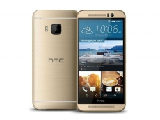 Golden HTC One M9 coming to EU in Q2