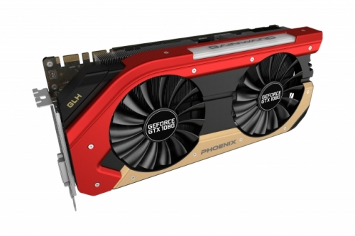 Gainward GTX 1080 Phoenix GLH reviewed