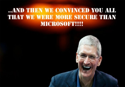 Apple's latest security mess
