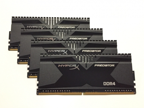 Kingston HyperX Predator DDR4 2666MHz memory review