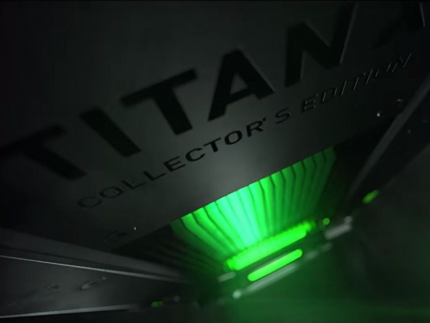 Nvidia taunts us with Titan X Collector's Edition graphics card