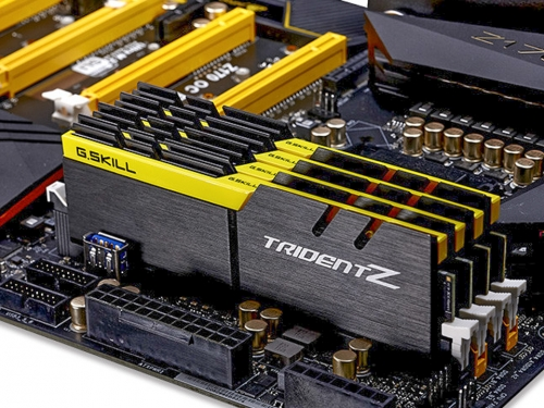 G.Skill introduces Trident Z DDR4 3466MHz and DDR4 4500MHz modules