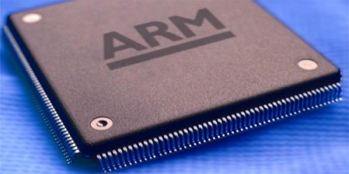 ARM does well because of embedded