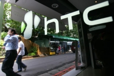 HTC sales drop down the loo