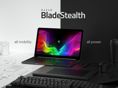 Razer updates its Blade Stealth notebook